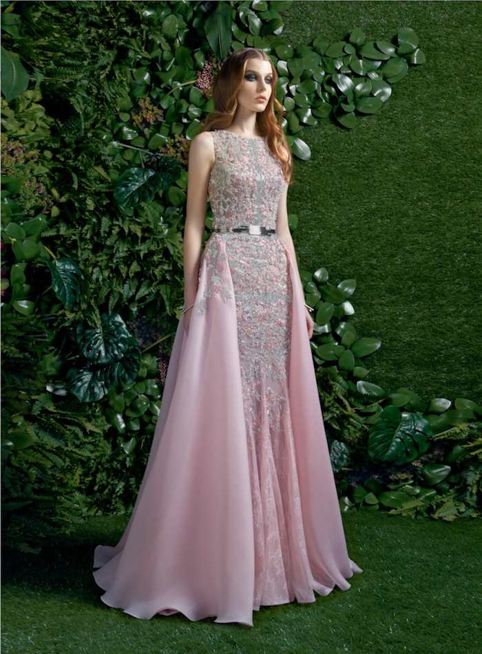 Basil Soda Evening Dresses Collection - MODwedding