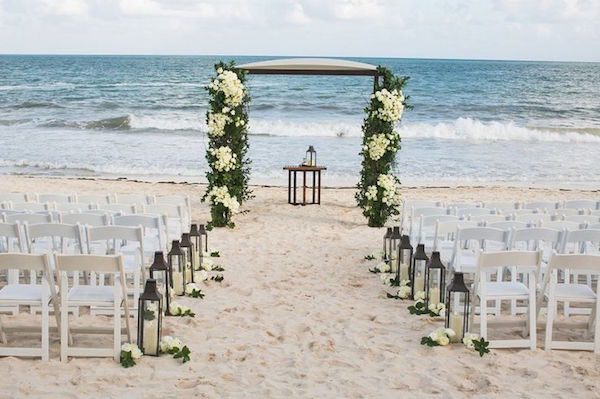 Stunning Beach Wedding Ceremony Ideas