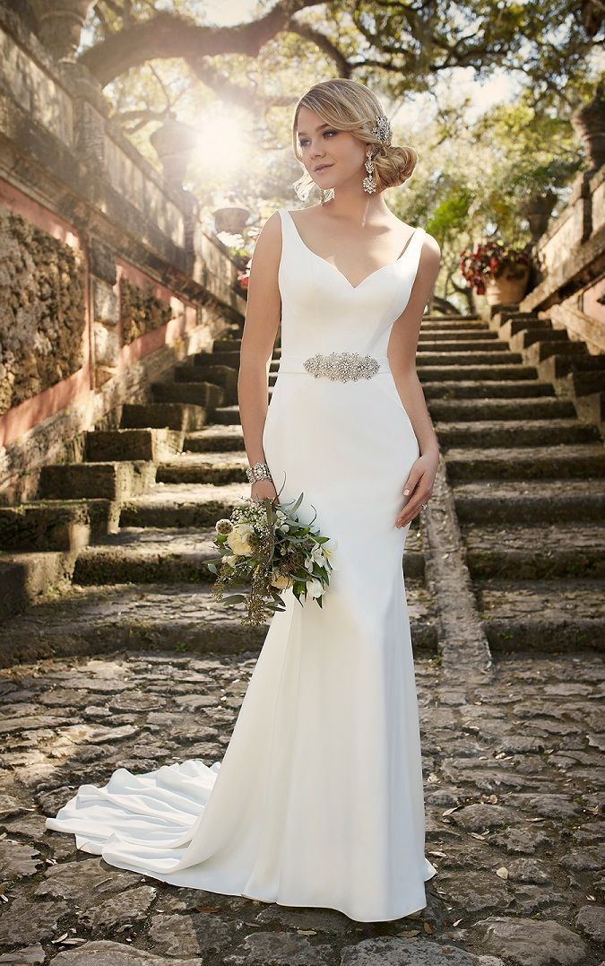 Beach Wedding Dresses Made To Perfection Modwedding