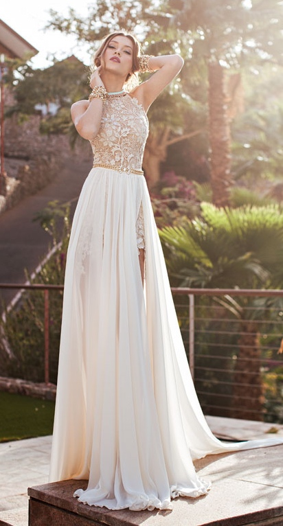 Beach wedding dresses with charm modwedding for Beach wedding dresses 2017