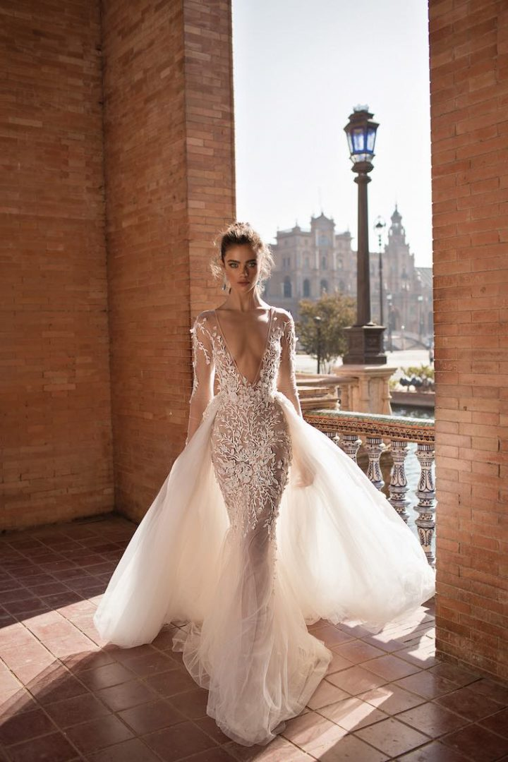 Modernly Fashionable Berta Wedding Dresses 2018 Seville