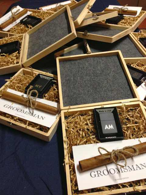 Wedding Gifts For My Groomsmen : Best Man Duties in DetailMODwedding