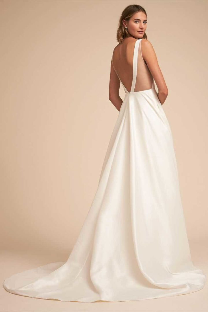 BHLDN 2018 Spring Wedding Dresses You Don\'t Want to Miss - MODwedding