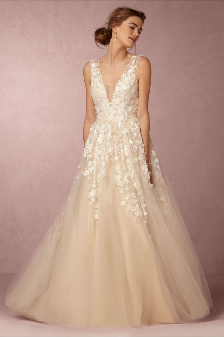 Wedding Feminine dresses