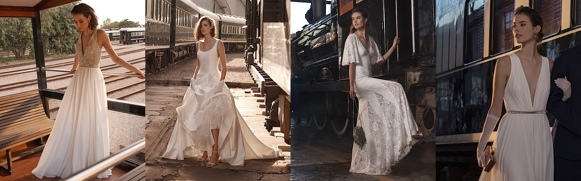 Trendy Chic BHLDN Wedding Dresses from the Away We Go Collection ...