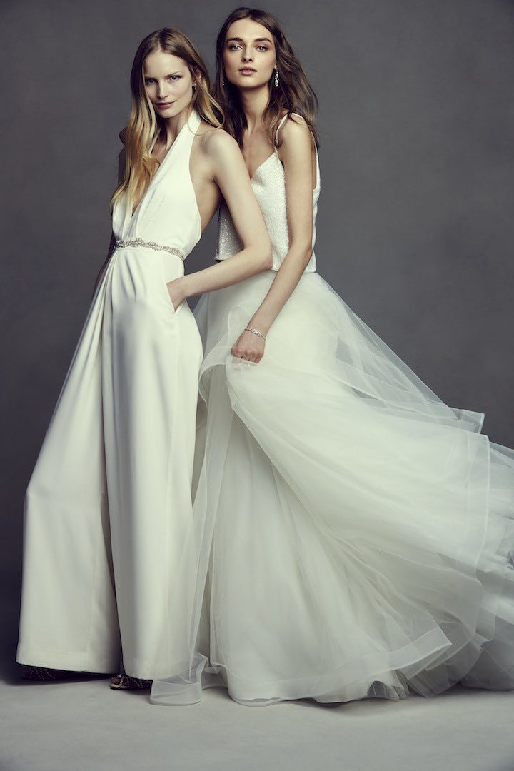 New Bohemian Wedding Dress Bhldn Modwedding