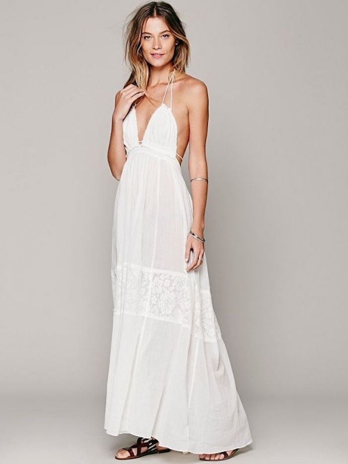 Bohemian Wedding Dresses For Stylish Brides Modwedding