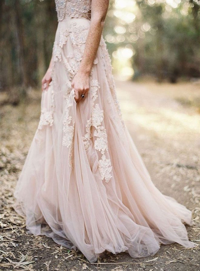 Bohemian wedding dresses for stylish brides modwedding bohemian wedding dresses 8 09172015 km junglespirit Choice Image