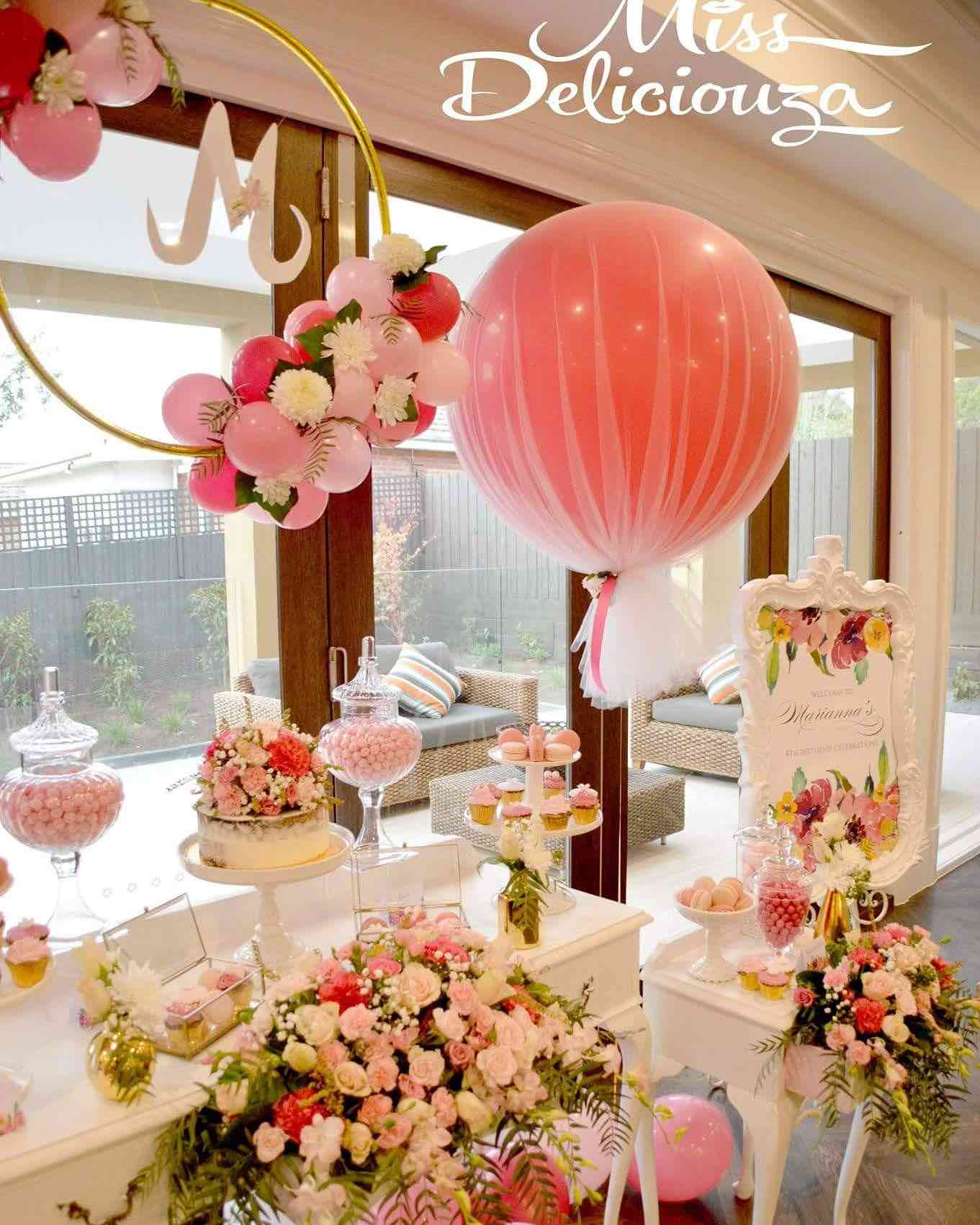 Wedding Party Decorations: Bridal Shower 101: Everything You Need To Know