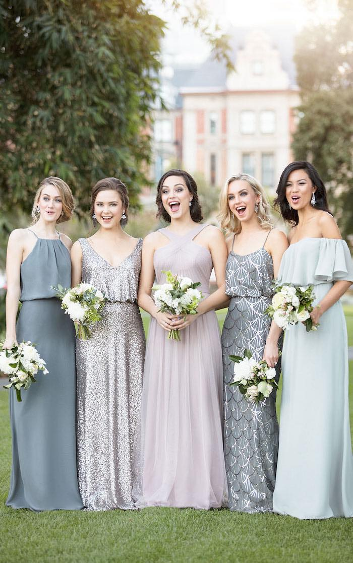22 Elegant Classy Sorella Vita Bridesmaid Dresses You Can