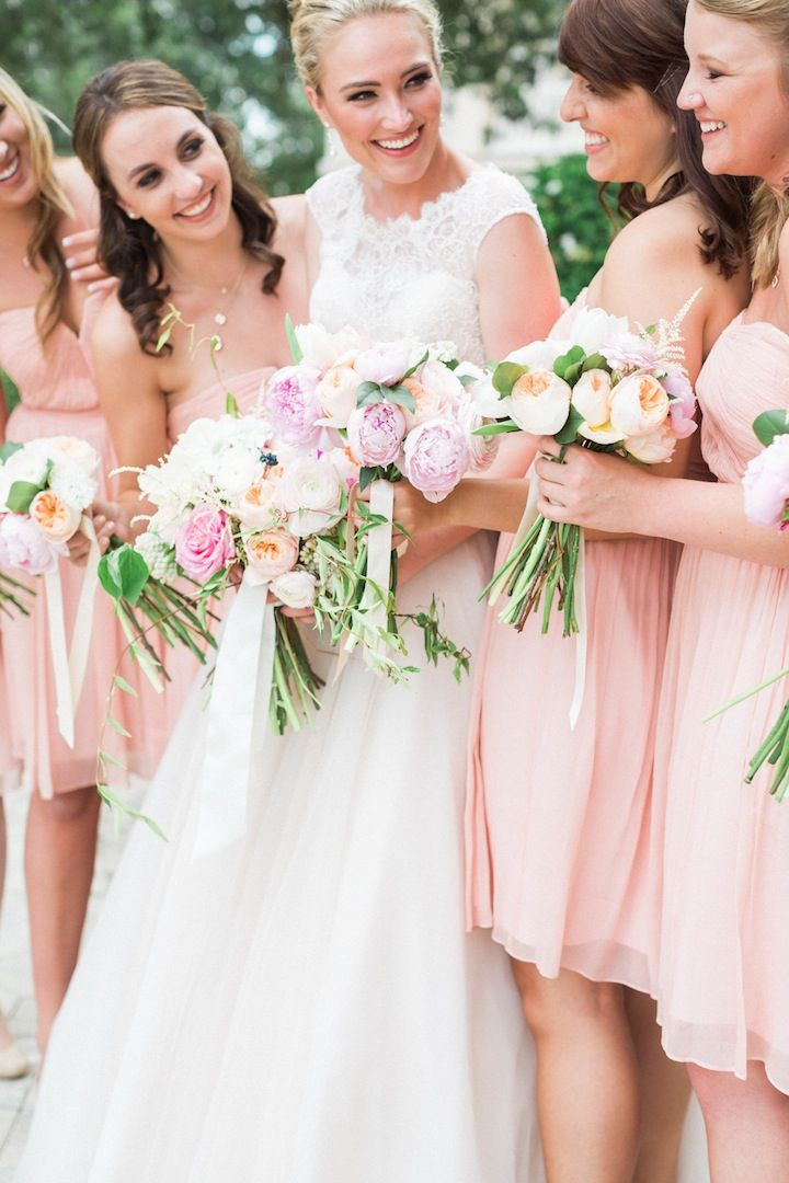 Florida wedding with fairy tale style modwedding for Wedding dresses in south florida