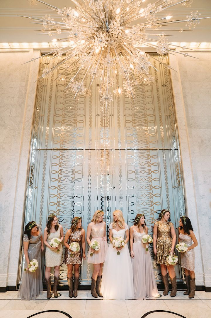 Chicago Wedding At Waldorf Astoria Modwedding