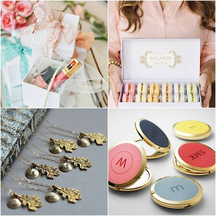 Wedding Present Ideas For Bridesmaids : Bridesmaid Gift Ideas for the Stylish Bride - MODwedding