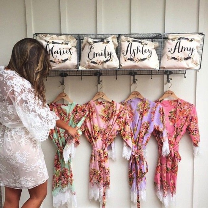 bridesmaid gifts the girls will adore modwedding