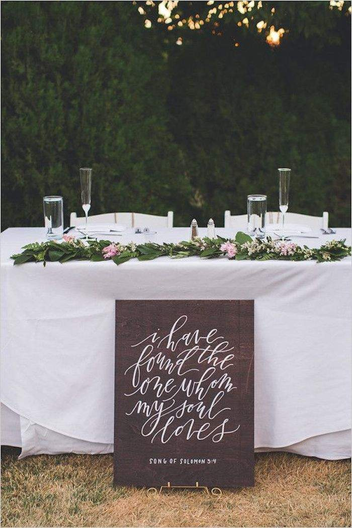 Creative calligraphy wedding signs modwedding calligraphy wedding sign 6 090315ch junglespirit