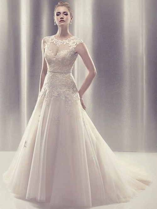 Casablanca Wedding Dresses 2016 Collection Modwedding