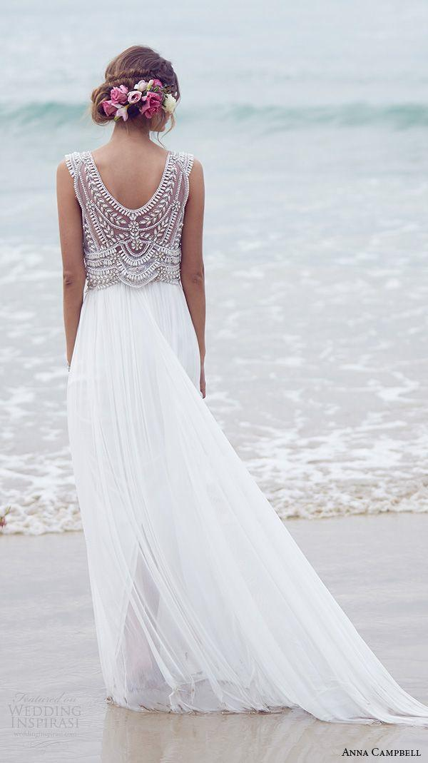 Casual beach wedding dresses to stay cool lushzone for Wedding dresses casual beach