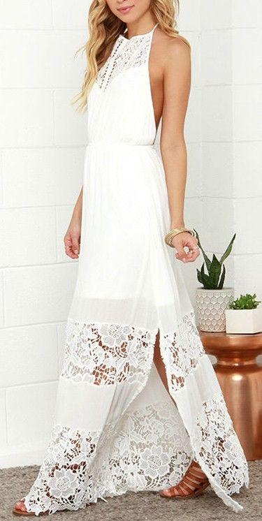 Casual Beach Wedding Dresses To Stay Cool Lushzone