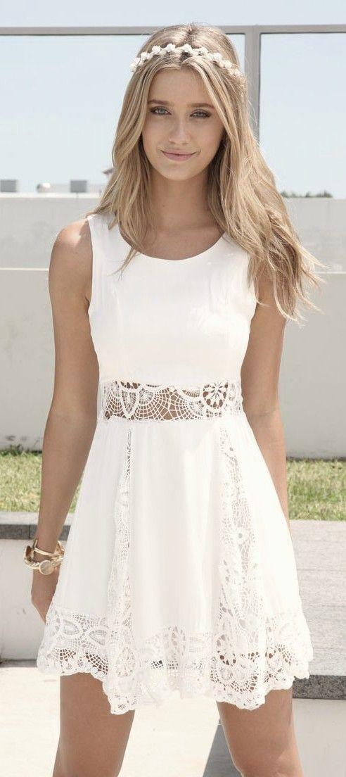 Casual Beach Wedding Dresses To Stay Cool