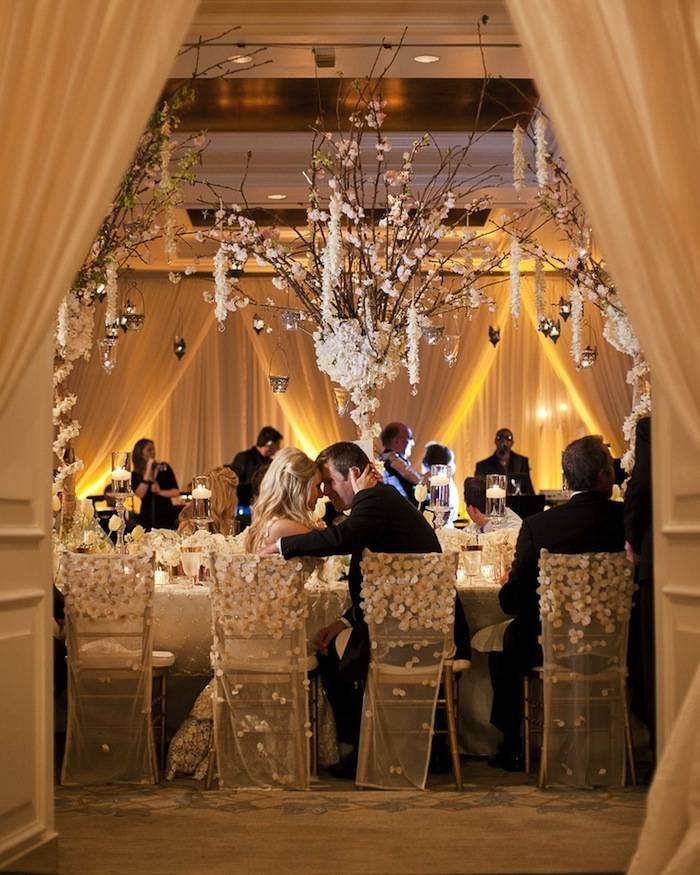 Champagne Wedding Ideas With Luxe Appeal