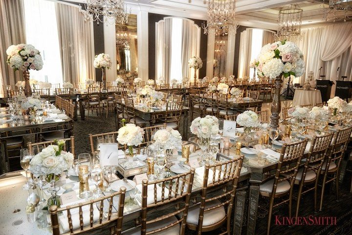 Luxury Chicago Wedding Venue Waldorf Astoria Chicago