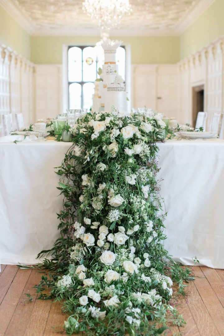 Majestic England Wedding Inspiration Shoot Inspired by The ...