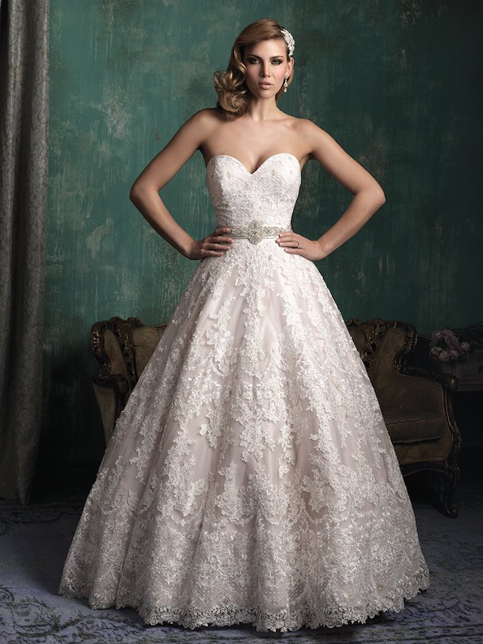 2 Be Couture Wedding Dress : Related latest couture wedding dresses from allure bridals