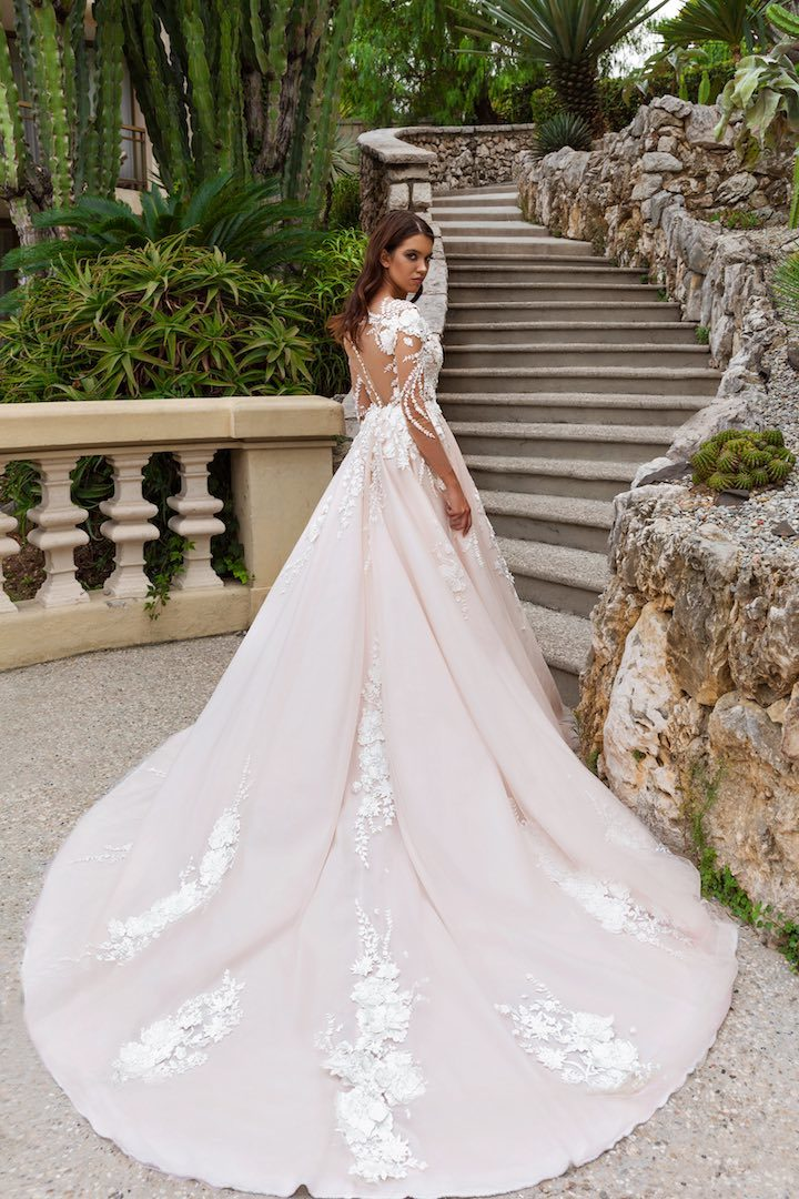 Mesmerizing 2017 Crystal Design Wedding Dresses - MODwedding