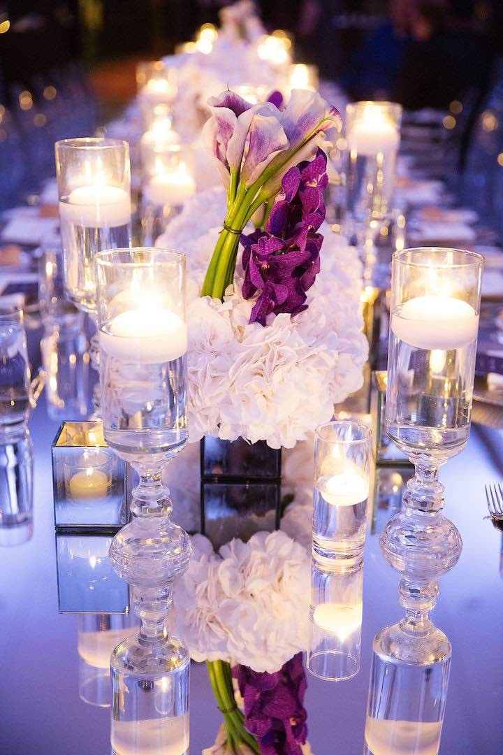 Elegant And Romantic Dallas Wedding Modwedding