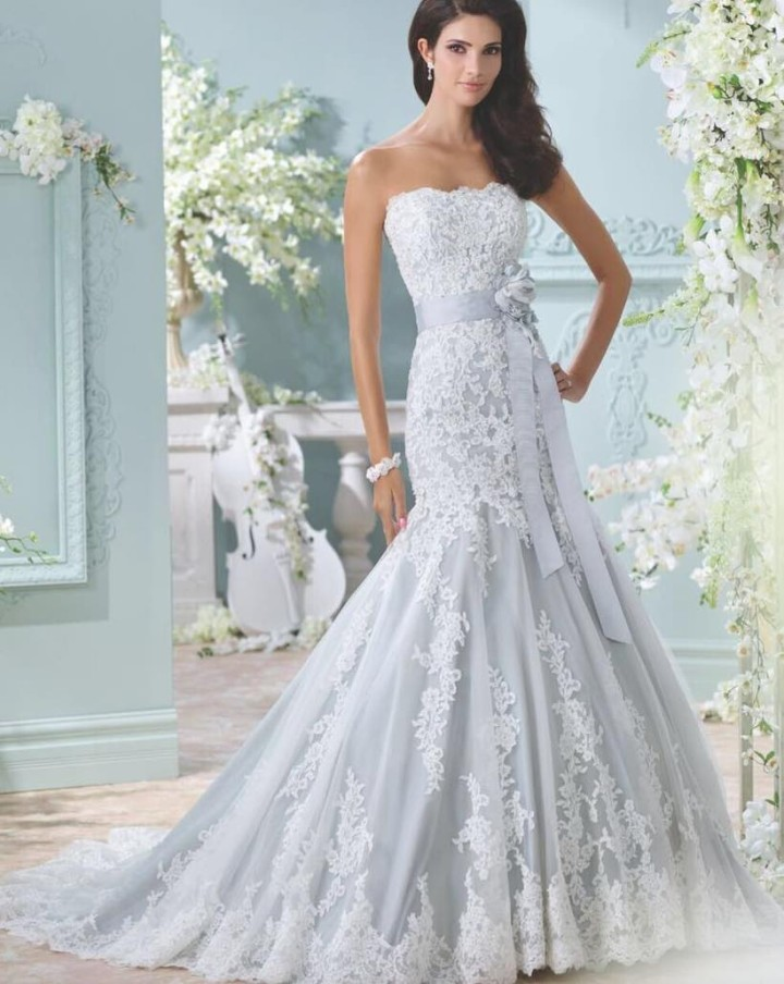 2016 david tutera for mon cheri wedding dresses modwedding for Mon cheri wedding dresses 2016
