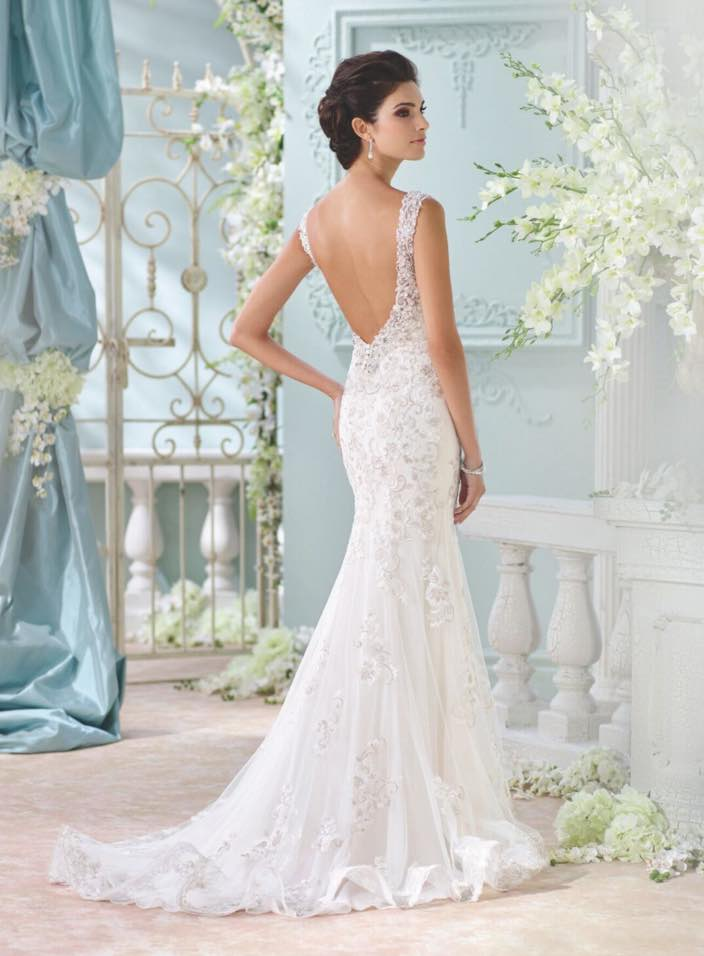 2016 david tutera for mon cheri wedding dresses crazyforus junglespirit Images