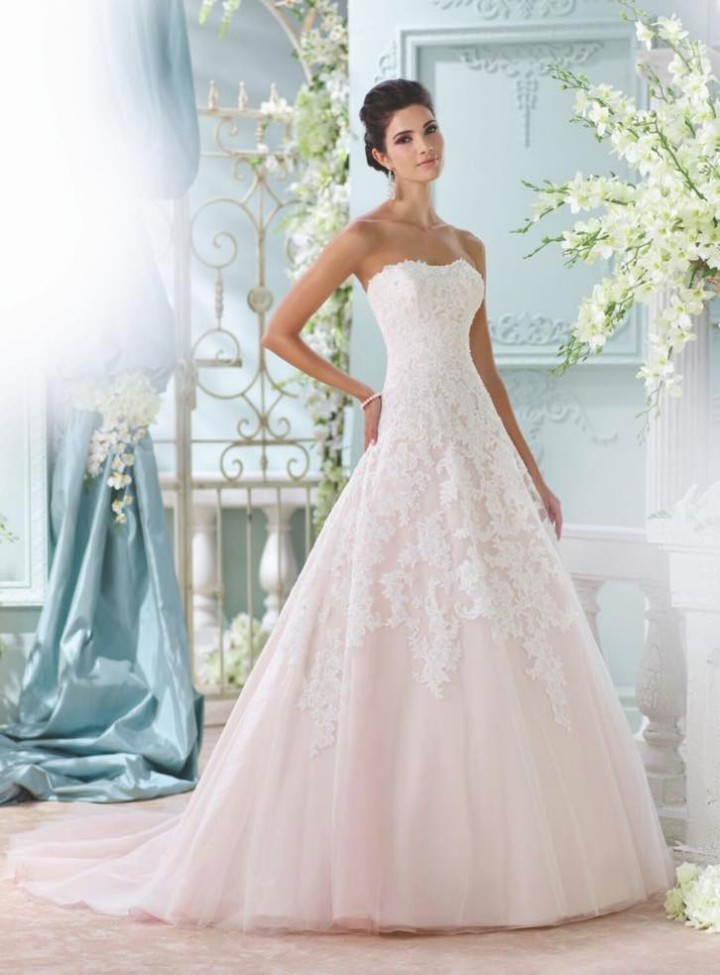 2016 david tutera for mon cheri wedding dresses crazyforus for Mon cheri wedding dresses 2016