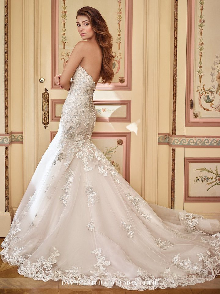 2017 david tutera for mon cheri wedding dresses modwedding With david tutera wedding dresses 2017