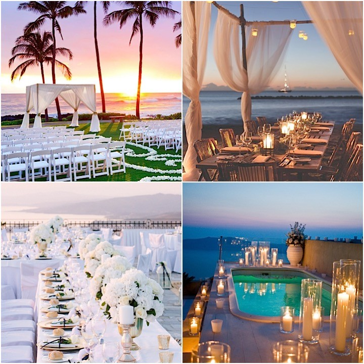10 reasons to have a destination wedding modwedding destination wedding collage 090115mc junglespirit Images