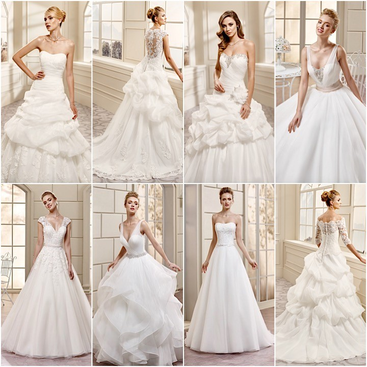 Eddy K Wedding Dresses 2016 Collection Part I - MODwedding