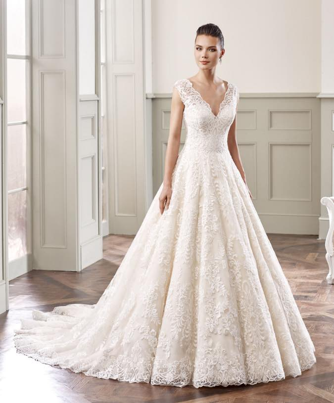 Eddy K Wedding Dresses 2016 Collection Part II