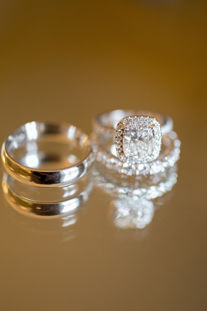 Glamorous new york wedding at the pierre hotel modwedding for New york wedding ring