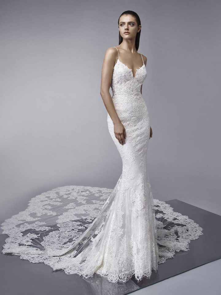 Gorgeous Enzoani Wedding Dresses You Can T Miss Modwedding