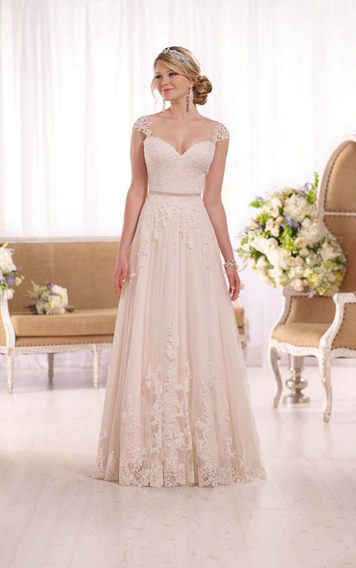 Wedding Dresses with Inspiring Glamour - MODwedding