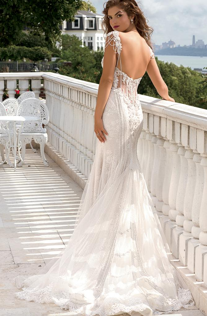 Gorgeous Eve of Milady Wedding Dresses