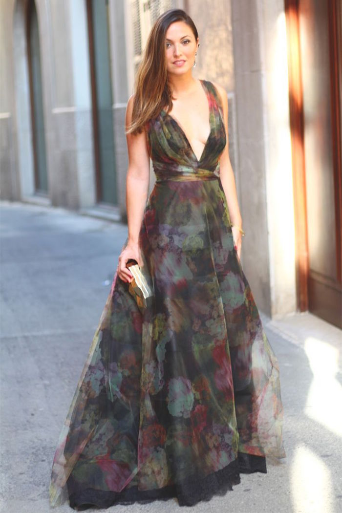 Fall wedding guest dresses 14 02242015 km for Dresses for a fall wedding