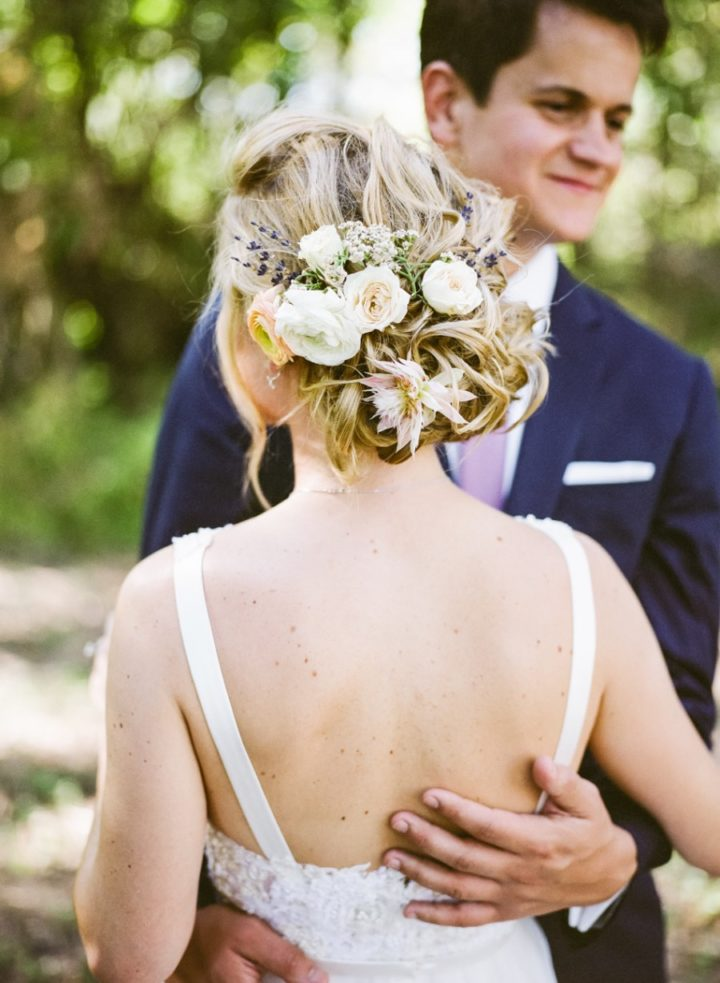 Unique Bohemian Texas Wedding with Colorful Details from Koby Brown Photography