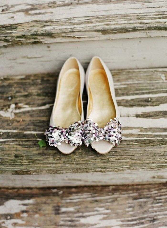Flat Wedding Shoes For Stylish Comfort