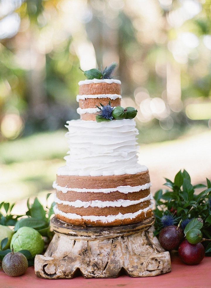 wedding cake florida modern outdoor florida wedding inspiration modwedding 22665