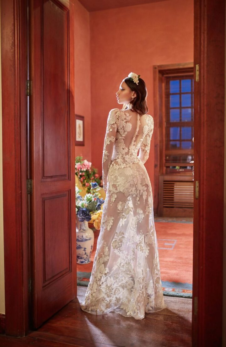Romantic Galia Lahav Wedding Dresses Fall 2018 Collection