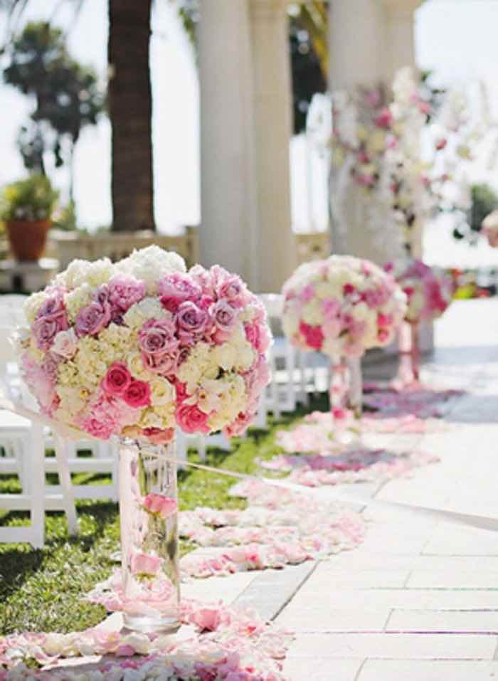 Elegant Garden Wedding Ceremony Ideas MODwedding