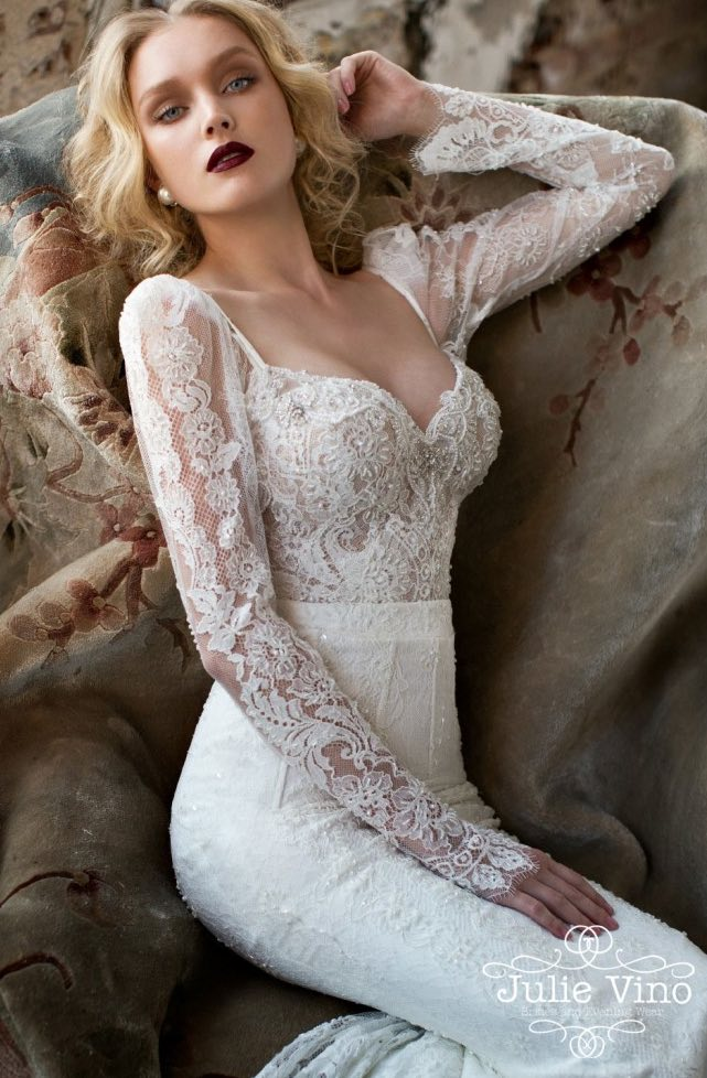 Glamorous Wedding Dresses Trends 2016 Modwedding