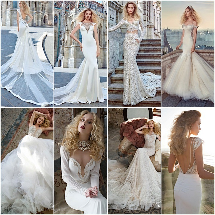 Glamorous Wedding Dresses Trends 2016 - MODwedding