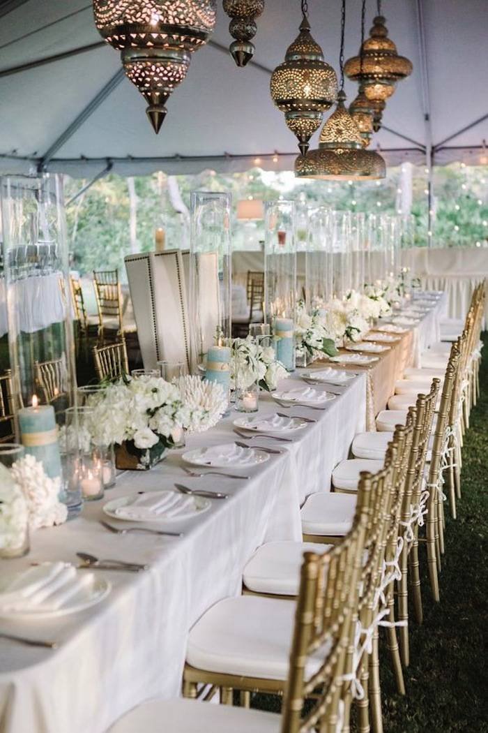 Glamorous Wedding Reception Tips On Style