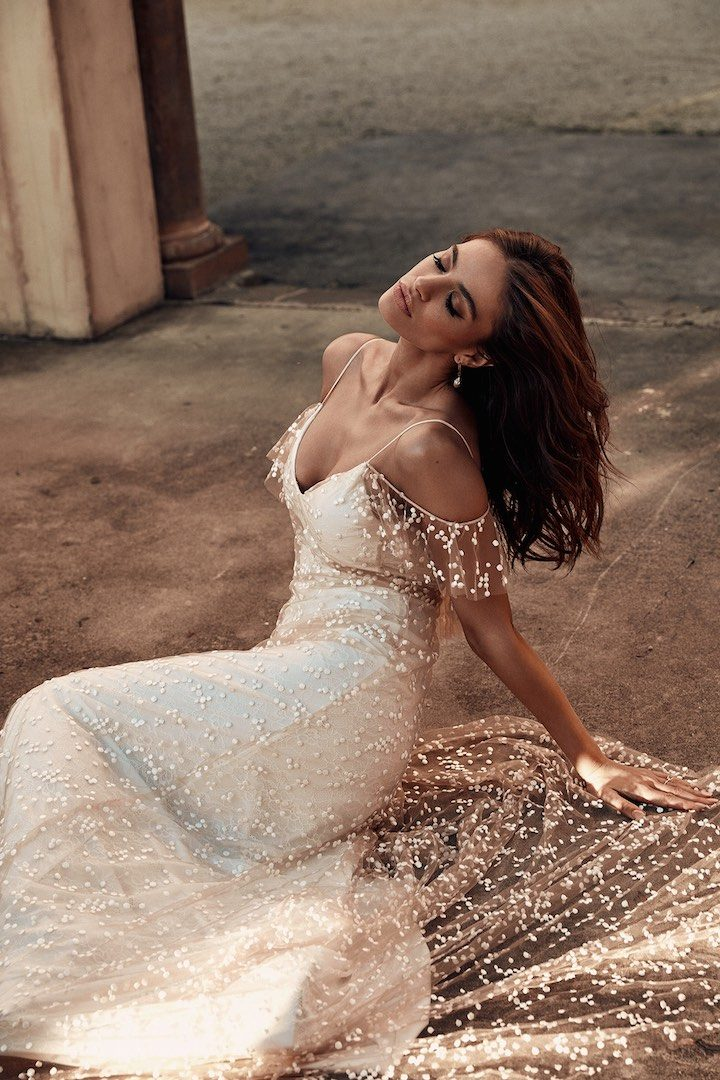 Sensational Grace Loves Lace Icon 2018 Collection For The